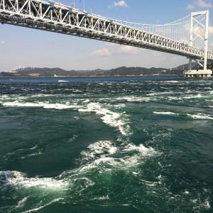 明石海峡大橋・うずしおクルーズ